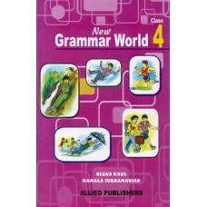 Allied Publishers New Grammar World - Class 4