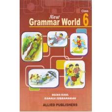 Allied Publishers New Grammar World - Class 6