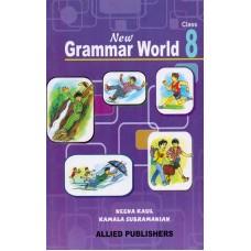Allied Publishers New Grammar World - Class 8