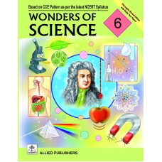 Allied Publishers Wonders of Science Class 6