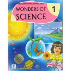 Allied Publishers Wonders of Science Class 1