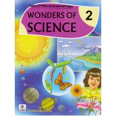 Allied Publishers Wonders of Science Class 2
