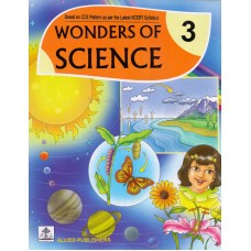 Allied Publishers Wonders of Science Class 3