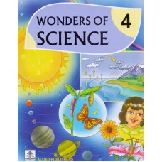 Allied Publishers Wonders of Science Class 4