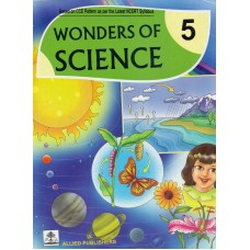 Allied Publishers Wonders of Science Class 5