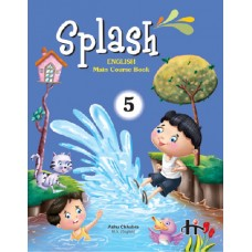Splash English Main Course 5