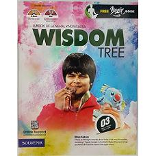 Souvenir Wisdom Tree General Knowledge - Class 3