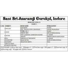 Sant Sri Asaramji Gurukul Class 2 Set