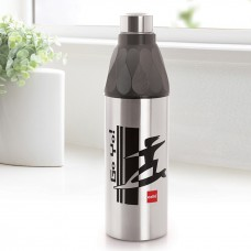 Cello Go Yo Water bottle (1200 ml) Black