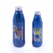Cello Cool Jazz Water Bottle M.Blue