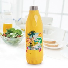 Cello Cool Jazz Water bottle (1200 ml) Yellow