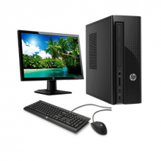 HP Slimline Desktop - 290-a0009il