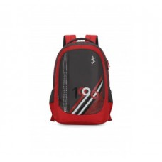 BEATLE 3 BACKPACK GREY/RED