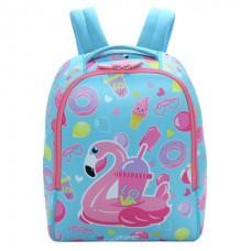 Smily Junior Backpack (Light Blue)