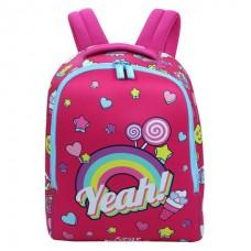 Smily Junior Backpack (Pink)
