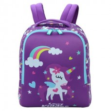 Smily Junior Backpack (Purple)